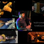 Amadeu Magalhaes - Instrumentos tradicionales / Traditional instruments