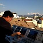 Antonio Piñeiro - Técnico de Sonido / Sound technician
